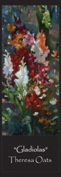 "Theresa Oats - ""Gladiolas"""